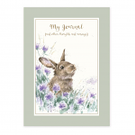 Wrendale Designs - My Journal (Rabbit)