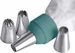 Jamie Oliver Icing Bag & Nozzles