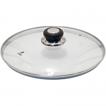 Judge Universal Vented Glass Replacement Saucepan Lid 14cm