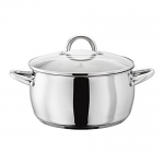 Judge Classic 24cm Casserole With Glass Lid
