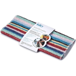 Kilo Euroscrubby Non-Scratch Scourer Cotton Multi-Colour 28cm x 28cm Large Size