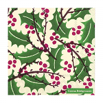 Emma Bridgewater - Napkins - Luncheon - Holly and Berry
