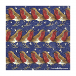 Emma Bridgewater - Napkins - Luncheon - Robin in a Starry Night