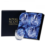 Royal Scot - London - Presentation Box 4 Barrel Tumbler 8oz 25cl