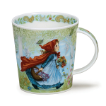 Dunoon Lomond Shape - Fairy Tales I - Red Riding Hood Mug Boxed