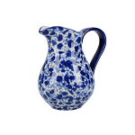 London Pottery Splash Medium Jug - Blue