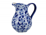 London Pottery Splash Small Jug - Blue