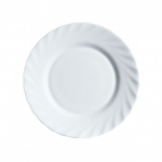 Luminarc White Trianon Side Plate 19.5cm 7.5in