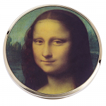 Da Vinci - Mona Lisa - Pocket or Handbag Mirror