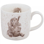 Royal Worcester Wrendale Designs - Mug - Baby Elephant - Role Model