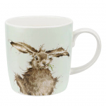 Royal Worcester Wrendale Designs - Mug Large 0.4L - Hare Brained Gift Boxed