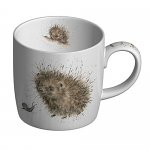 Royal Worcester Wrendale Designs - Mug - Hedgehog - Prickled Tink