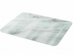 Stow Green Marble Glass Worktop Protector - Small 30cm