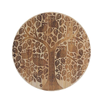 Mason Cash In The Forest Round Serving Board