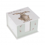 Wrendale Designs - Memo Block - Little Reminders (Hare)