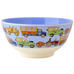 Emma Bridgewater - Men at Work - Melamine Bowl