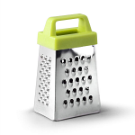 Zeal Mini Box Grater Plastic Handle - Lime