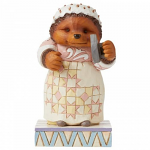 Mrs Tiggy Winkle Figurine - Lily white and Clean Oh
