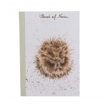 Wrendale Designs - A5 Hedgehog Notebook