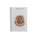 Wrendale Designs - A6 Hedgehog Notebook
