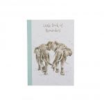 Wrendale Designs - A6 Elephant Notebook