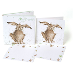 Wrendale Designs - Notecard Pack - Hare