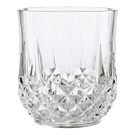 Eclat Cristal D'Arques - Longchamp Old Fashioned Whisky Tumbler Glasses 32cl - Set of 6