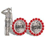 Poppy Brooch - Centenary Poppy - Soldier Brooch