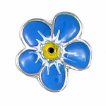 Lila Jewellery Forget Me Not - Lapel Pin