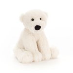 Jellycat Perry Polar Bear Tiny 12cm