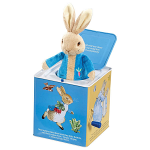 Beatrix Potter Peter Rabbit Musical Jack in the Box