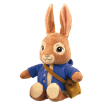 Beatrix Potter Peter Rabbit - Talking Plush Toy (TV Series)