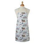 Cooksmart - Beside the Seaside - Apron (PVC)