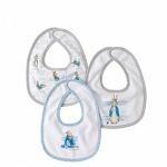 Peter Rabbit Baby Collection Bib Set of 3
