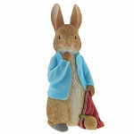 Beatrix Potter - Peter Rabbit Statement Figurine