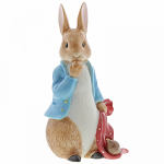 Beatrix Potter - Peter Rabbit with Pocket Handkerchief Limited Edition