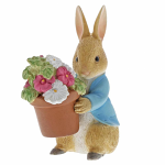 Beatrix Potter - Peter Rabbit Brings Flowers