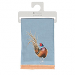 Wrendale Designs Winter Scarf - Pheasant - Country Colours