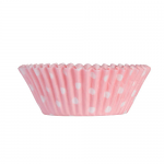 Mason Cash Polka Dot Pink Cupcake Cases Set of 40