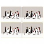 Portmeirion Sara Miller Penguin Placemats Large Size Set of 4