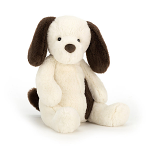Jellycat Puffles Puppy Medium 32cm