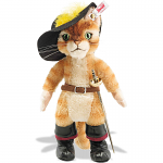 Steiff Puss in Boots 26cm Limited Edition
