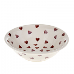 Peregrine Pottery - Queen of Hearts Bowl