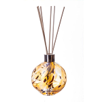 Amelia Reed Diffuser Glass Sphere Gold (with Reeds)