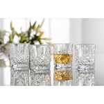 Galway Crystal Renmore DOF Tumbler - Set of 4