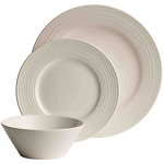 Belleek Living Ripple 12 Piece Set