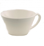 Belleek Living Ripple Teacup Only