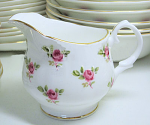 Duchess China - Rosebud Cream Jug (Coffee) Small
