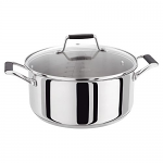 Stellar 5000 Induction 24cm Casserole 4.5L