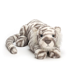 Jellycat Sacha Snow Tiger Medium 29cm